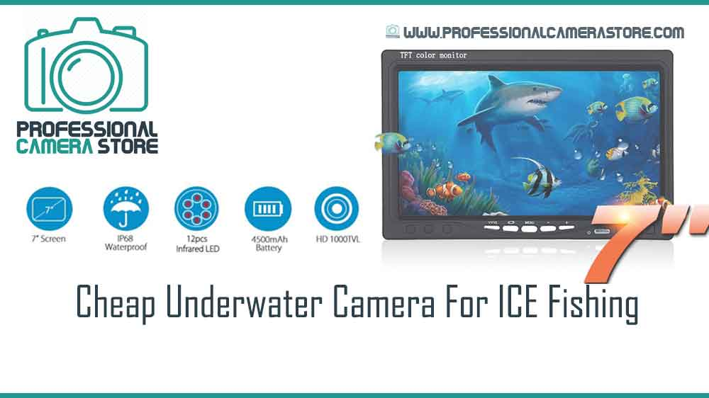 Cheap-Underwater-Camera-For-ICE-Fishing